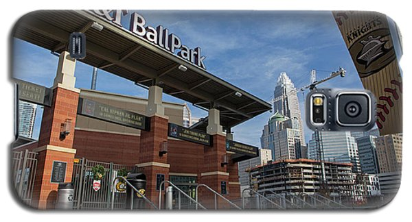 Charlotte Knights Ballpark Galaxy S5 Case