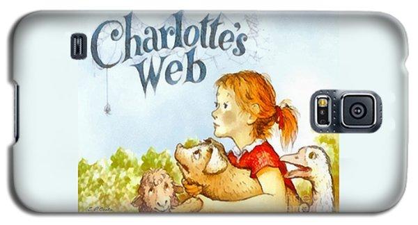 Charlottes Web Galaxy S5 Case