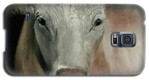Charolais Cow Painting Galaxy S5 Case