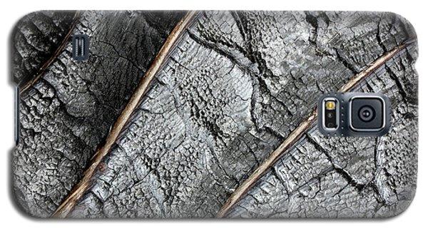 Charred Pine Bark Galaxy S5 Case