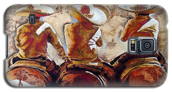 Charros Galaxy S5 Case by J- J- Espinoza