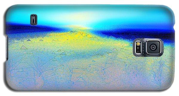 Chasing The Sun  Galaxy S5 Case by Yul Olaivar