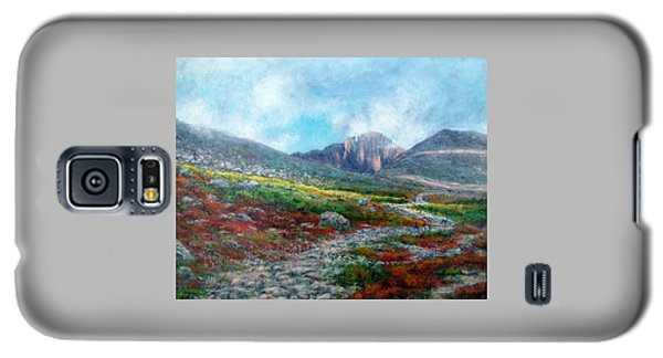 Chasm Lake Trail Galaxy S5 Case