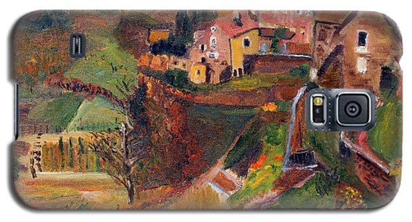 Chateau Chalon Galaxy S5 Case