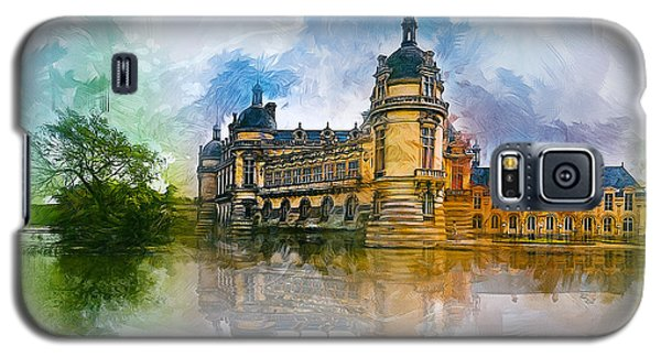 Chateau De Chantilly Galaxy S5 Case