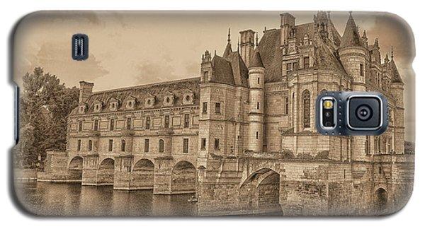 Chateau De Chenonceau Galaxy S5 Case
