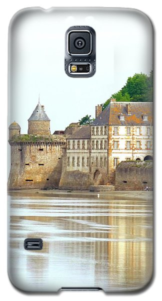 Chateau On Mont St-michel Galaxy S5 Case