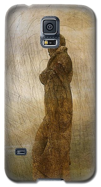 Chateaubriand The Fierce Poet Galaxy S5 Case by Karo Evans
