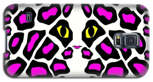 Chaton Sauvage Wild Kitten  Galaxy S5 Case