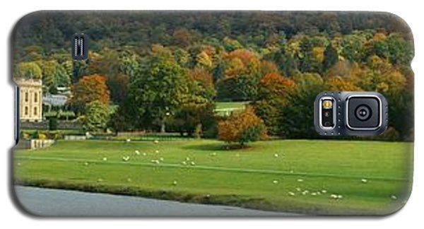 Chatsworth Panorama Galaxy S5 Case