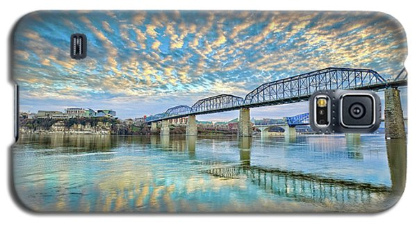 Chattanooga Has Crazy Clouds Galaxy S5 Case