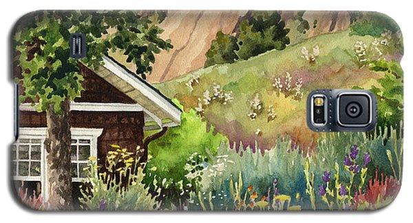 Chautauqua Cottage Galaxy S5 Case
