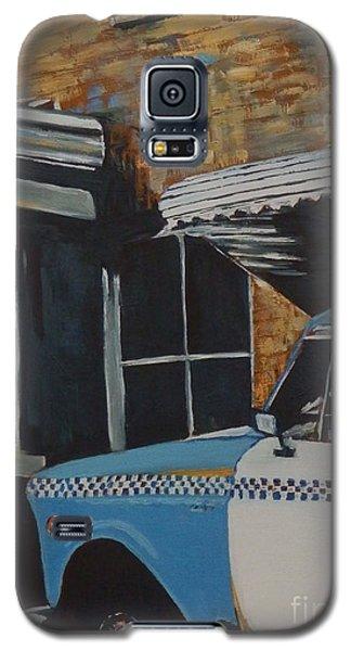 Checker Cab Galaxy S5 Case