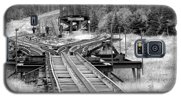 Checking The Rails Galaxy S5 Case