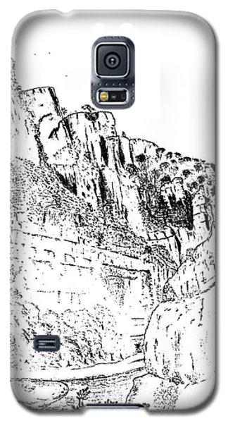Cheddar Gorge Galaxy S5 Case