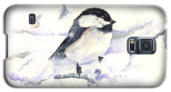 Cheeky Chickadee Galaxy S5 Case