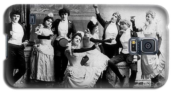 Cheers Ladies Galaxy S5 Case by Jon Neidert