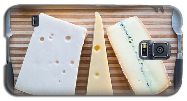 Galaxy S5 Case featuring the photograph Cheese Board by Ari Salmela