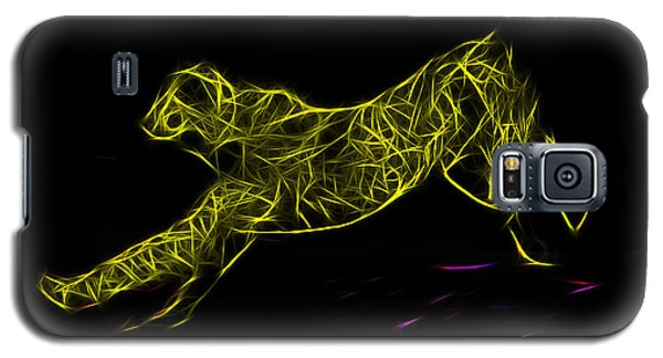 Cheetah Body Built For Speed Galaxy S5 Case