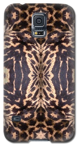 Cheetah Print Galaxy S5 Case