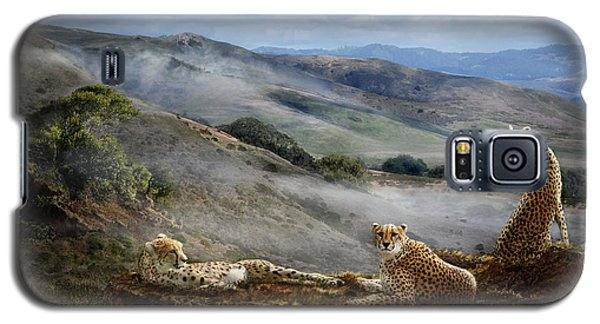 Cheetah Ridge Galaxy S5 Case