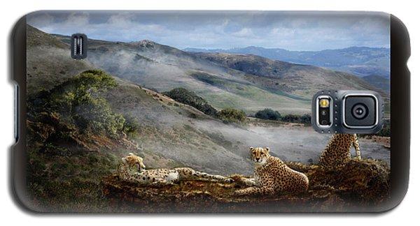 Cheetah Ridge Galaxy S5 Case
