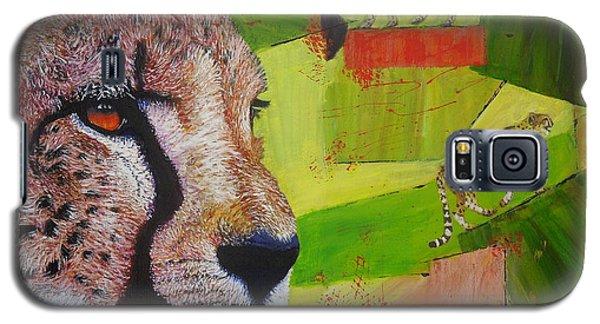 Cheetahs At Play Galaxy S5 Case