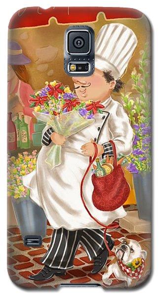 Chefs Go To Market II Galaxy S5 Case