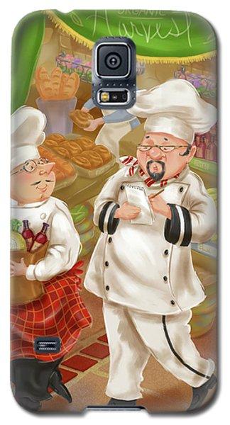 Chefs Go To Market IIi Galaxy S5 Case
