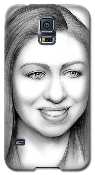 Chelsea Clinton Galaxy S5 Case