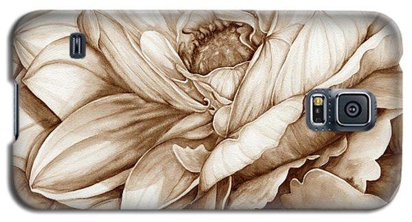 Chelsea's Bouquet 2 - Neutral Galaxy S5 Case