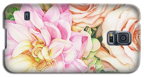 Chelsea's Bouquet Galaxy S5 Case