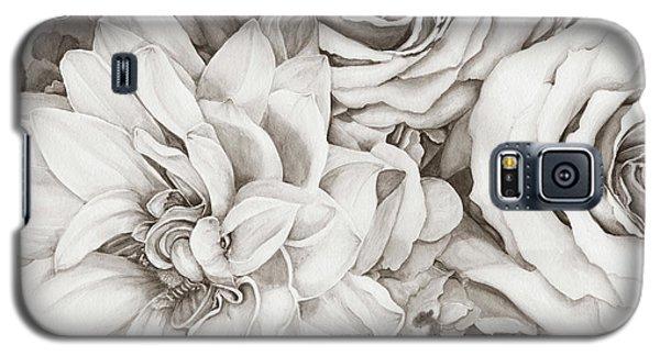 Chelsea's Bouquet - Neutral Galaxy S5 Case