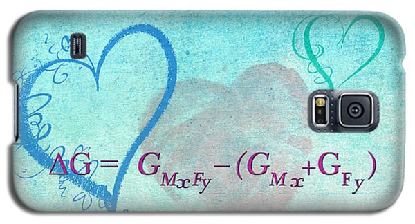 Chemical Thermodynamic Equation For Love Galaxy S5 Case