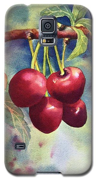 Cherries Galaxy S5 Case
