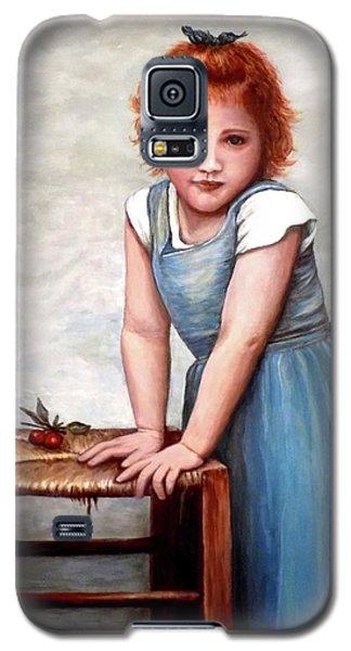 Cherries Galaxy S5 Case by Judy Kirouac