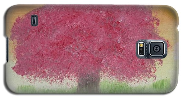 Cherry Blossom Galaxy S5 Case by Artists With Autism Inc