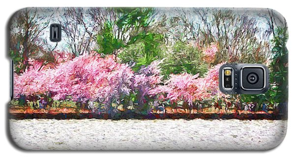 Cherry Blossom Day Galaxy S5 Case