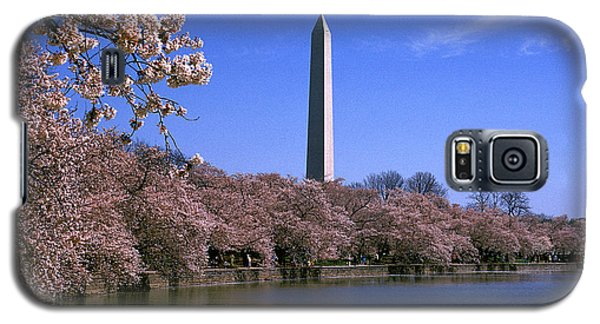 Cherry Blossoms On The Tidal Basin 15j Galaxy S5 Case