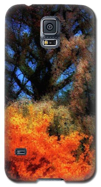 Cherry Blossoms P4 Galaxy S5 Case