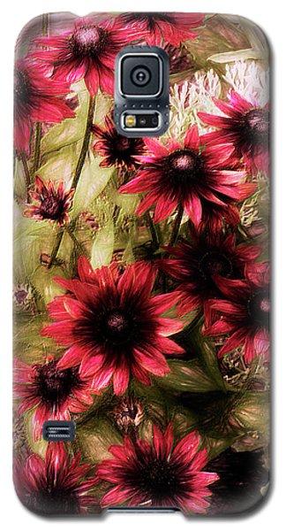 Cherry Brandy Galaxy S5 Case