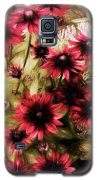 Cherry Brandy Galaxy S5 Case