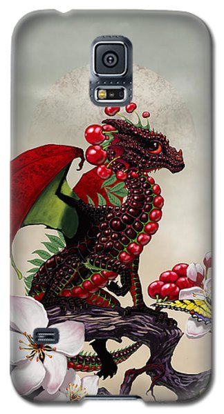 Cherry Dragon Galaxy S5 Case