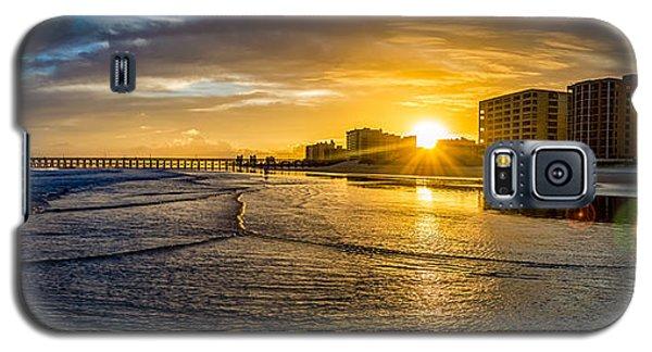 Cherry Grove Sunset Galaxy S5 Case