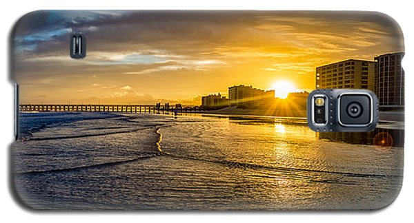 Cherry Grove Sunset Galaxy S5 Case