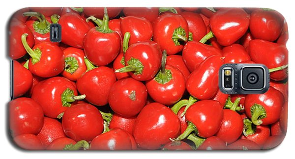 Cherry Peppers Galaxy S5 Case