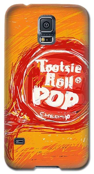 Cherry Pop Galaxy S5 Case