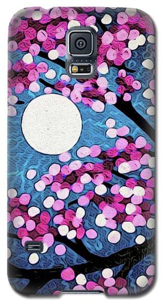 Cherry Ripple Sky Galaxy S5 Case