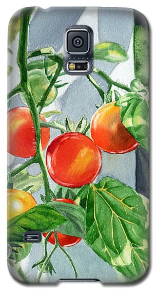 Cherry Tomatoes Galaxy S5 Case