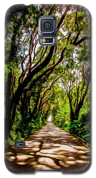 Cherry Tree Hill Galaxy S5 Case